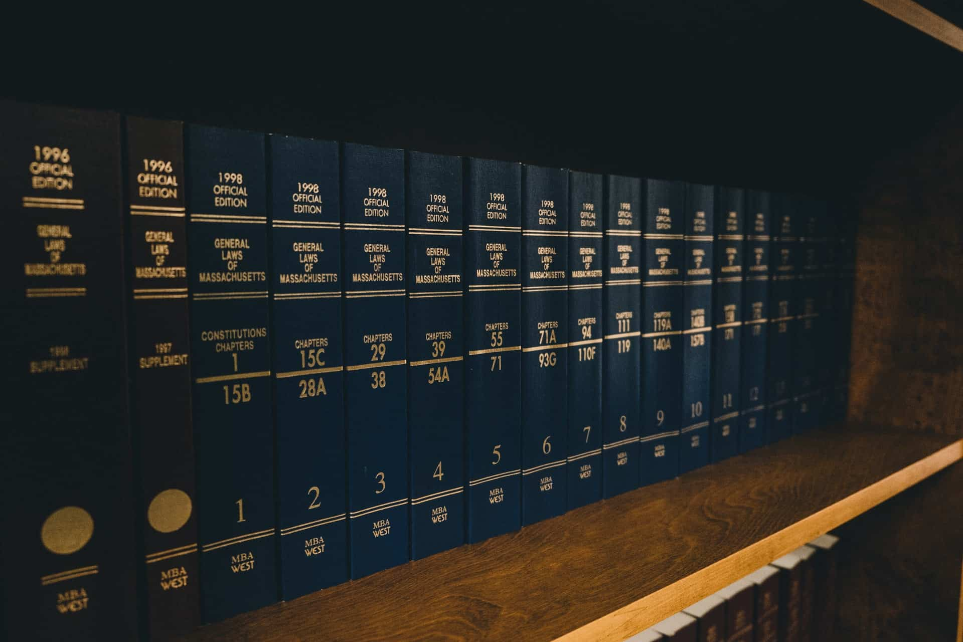 Cover image law and economics